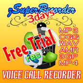 zSuperRecorder 3days Trial icon
