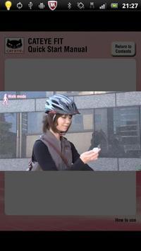 Cateye FIT-EN apk screenshot