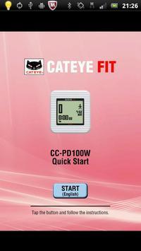 Cateye FIT-EN poster