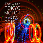 The 44th Tokyo Motor Show 2015 icon