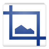 Resize and rotate photo icon