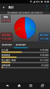 弥生会計 ビューア フリー apk screenshot