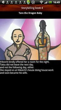 Storytelling book The Taro apk screenshot