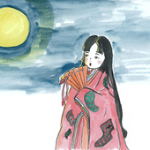 Storytelling book Kaguya-hime icon