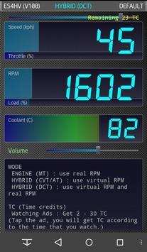 ES4HV (OBD2/ELM327 Sound HV) poster