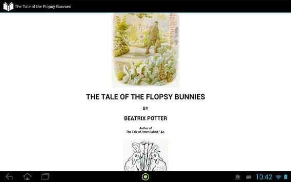 The Flopsy Bunnies apk screenshot