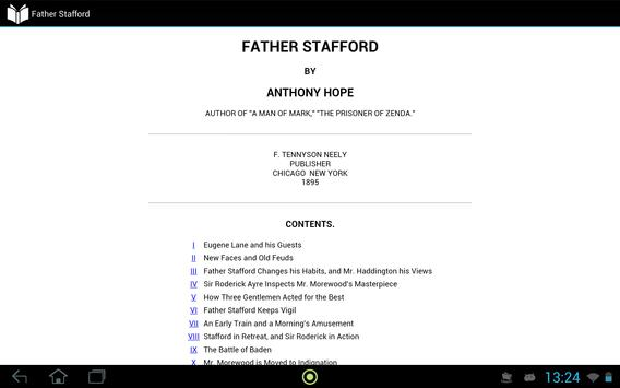 Father Stafford apk screenshot