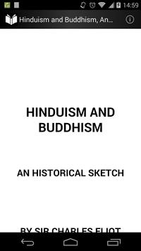 Hinduism and Buddhism, Vol. 1 poster