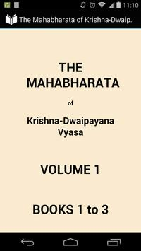 The Mahabharata Volume 1 poster