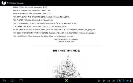 The Christmas Angel apk screenshot