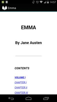 Emma by Jane Austen poster