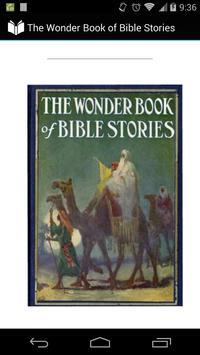 Wonder Book of Bible Stories poster