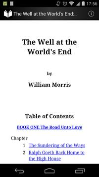 The Well at the World's End poster