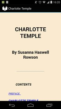 Charlotte Temple poster