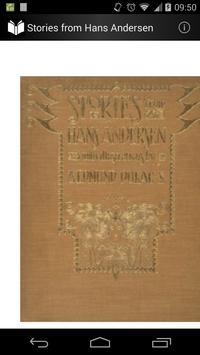Stories from Hans Andersen poster