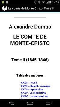 Le comte de Monte-Cristo 2 poster