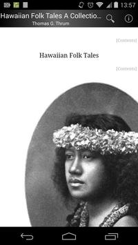 Hawaiian Folk Tales poster