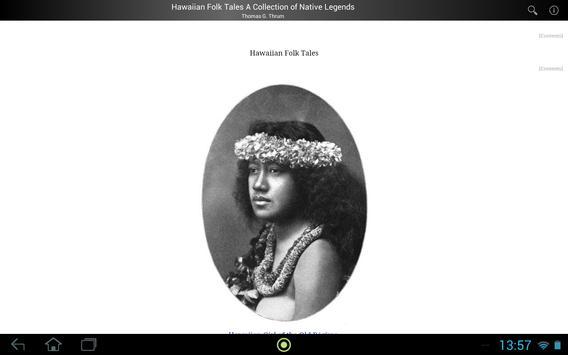 Hawaiian Folk Tales apk screenshot