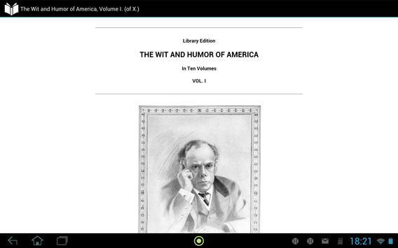 Wit and Humor of America 1 apk screenshot