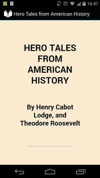 American History Hero Tales poster
