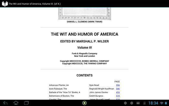 Wit and Humor of America 3 apk screenshot