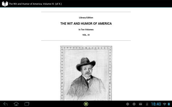 Wit and Humor of America 4 apk screenshot