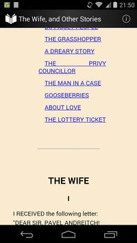 The Wife apk screenshot