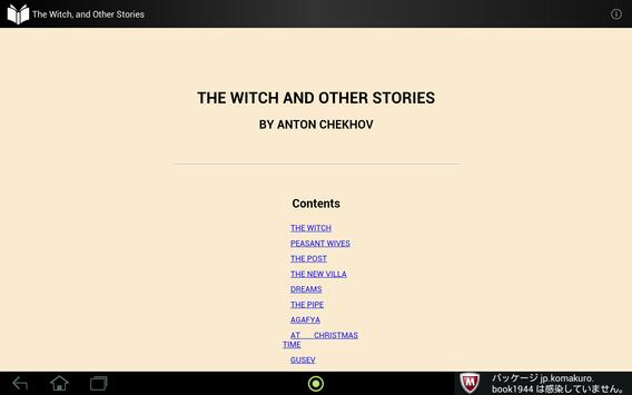 The Witch apk screenshot