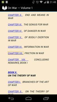 On War — Volume 1 apk screenshot
