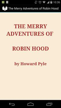 Merry Adventures of Robin Hood poster