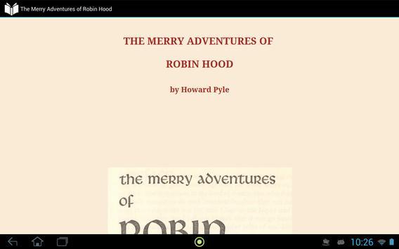 Merry Adventures of Robin Hood apk screenshot