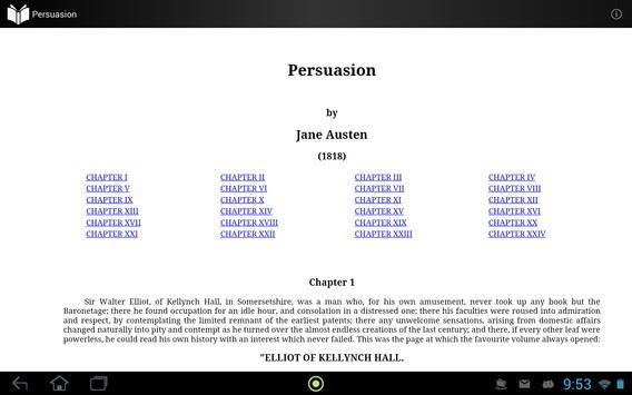 Persuasion apk screenshot