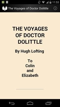 The Voyages of Doctor Dolittle poster