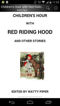 Red Riding Hood poster