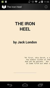 The Iron Heel poster