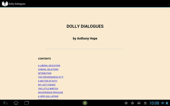 Dolly Dialogues apk screenshot