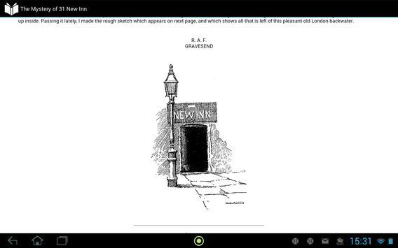 The Mystery of 31 New Inn apk screenshot