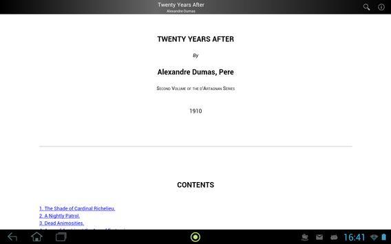 Twenty Years After apk screenshot