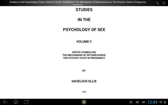 The Psychology of Sex 5 apk screenshot
