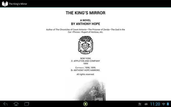 The King's Mirror apk screenshot