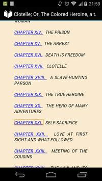 Clotelle: the Colored Heroine apk screenshot