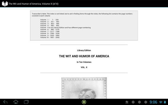 Wit and Humor of America 10 apk screenshot