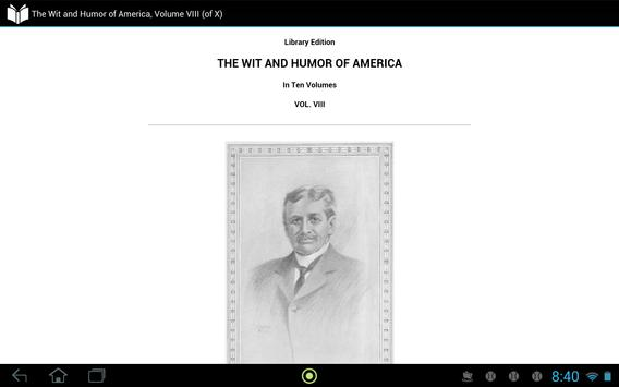 Wit and Humor of America 8 apk screenshot