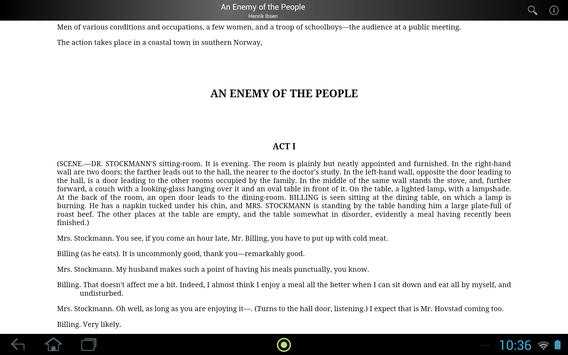 An Enemy of the People apk screenshot