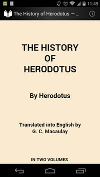 The History of Herodotus 2 poster