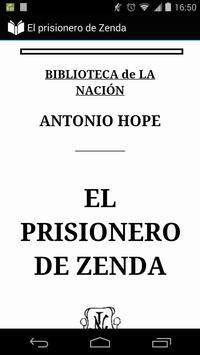 El prisionero de Zenda poster