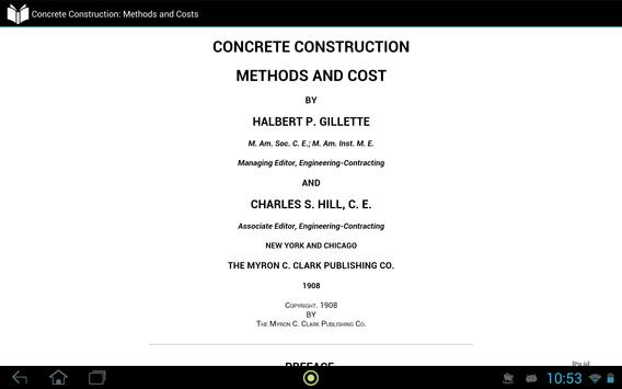 Concrete Construction apk screenshot