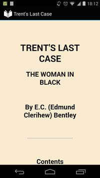 Trent's Last Case poster