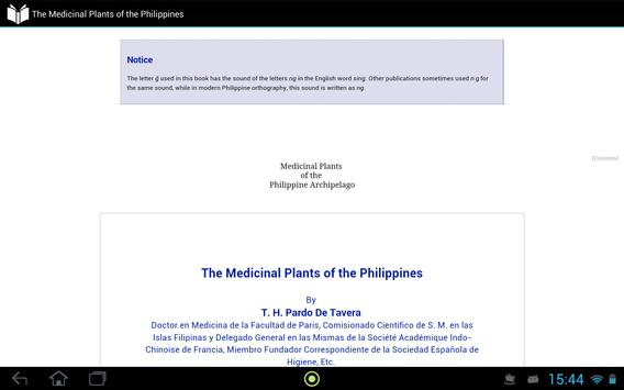 Medicinal Plants of Philippine apk screenshot