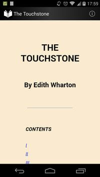 The Touchstone poster